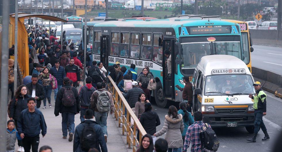 MTC: MAS DE 200 USUARIOS DE TRANSPORTE DAN POSITIVO A COVID-19